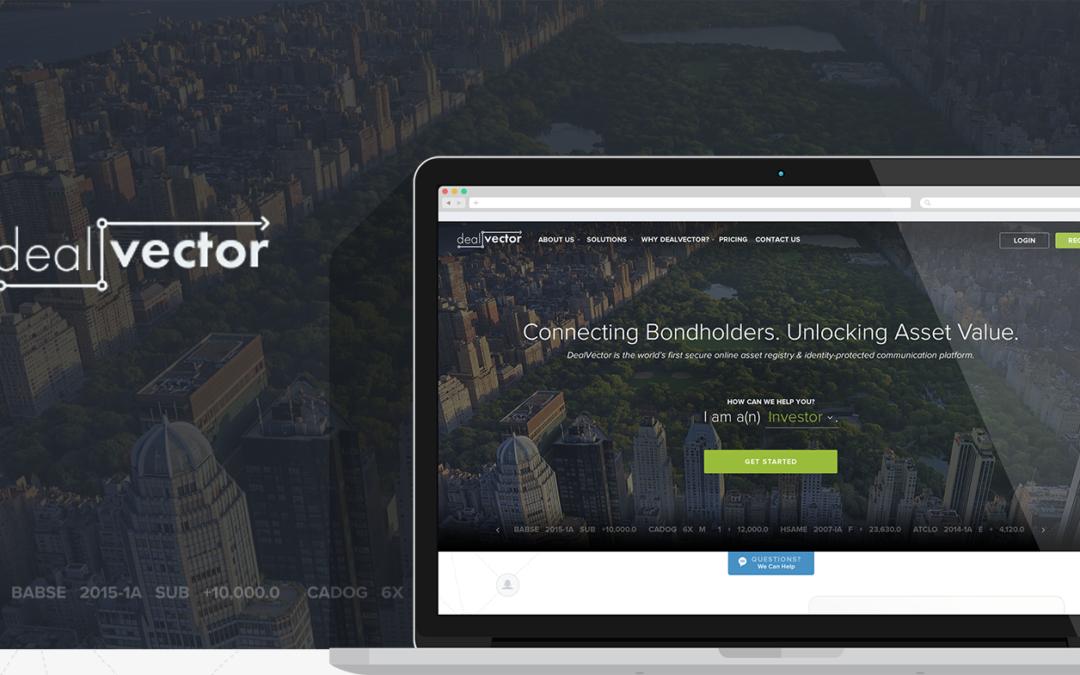Deal Vector Website